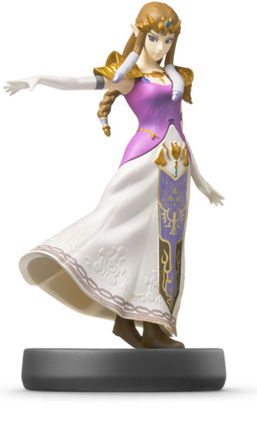 Amiibo Smash Zelda Wii U Accessories Zavvi Com