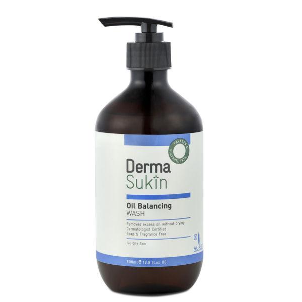 DermaSukin Oil Balancing Soap Free Wash (500ml)