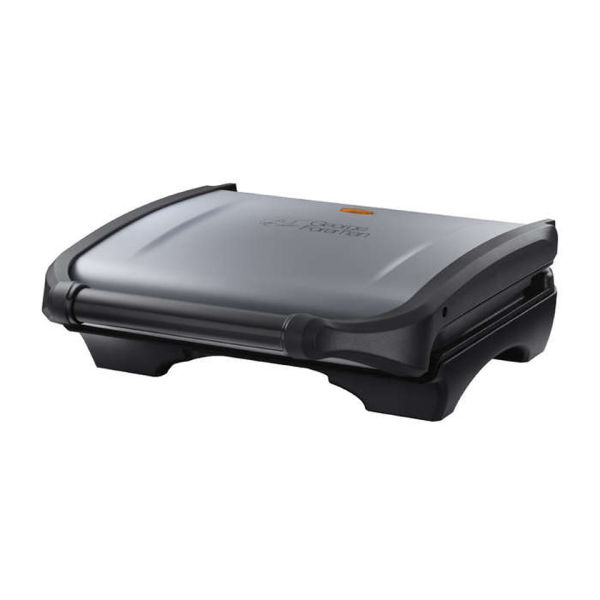 George foreman family grill silver homeware - Buy george foreman grill ...
