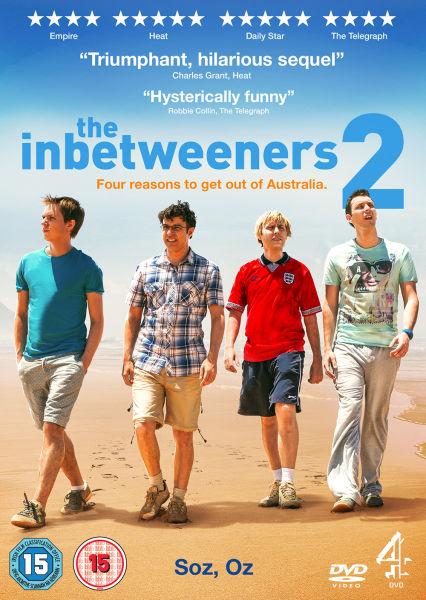 მოზარდები 2 (ქართულად) - The Inbetweeners 2 / Переростки 2 (2014)