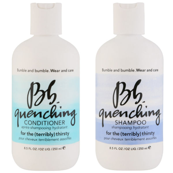 Bb Wear and Care Mending Duo - Shampoo und Conditioner