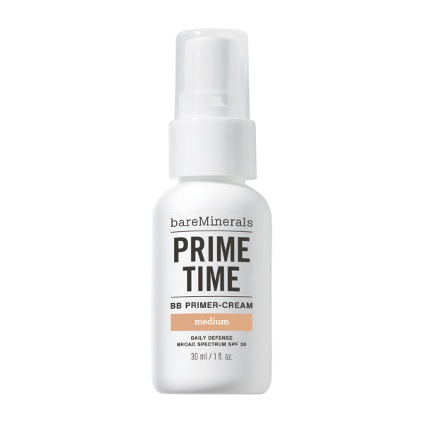 bareMinerals Prime Time™ BB Primer-Cream Daily Defense SPF 30 in Medium (30 ml)