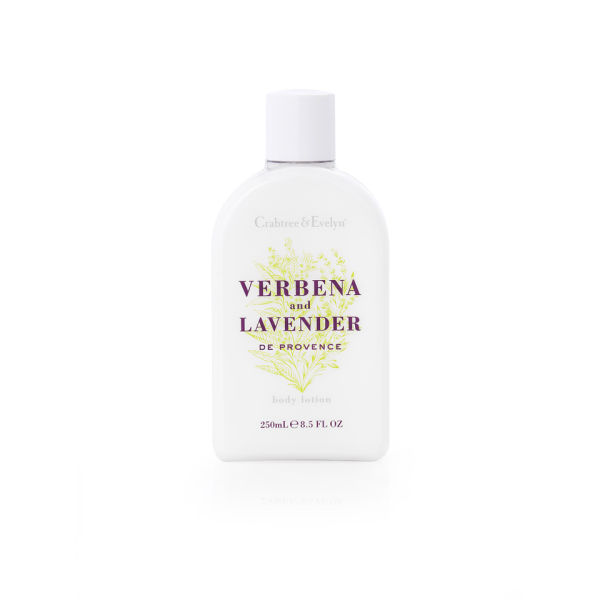 Crabtree & Evelyn Verbena and Lavender Body Lotion (250 ml)