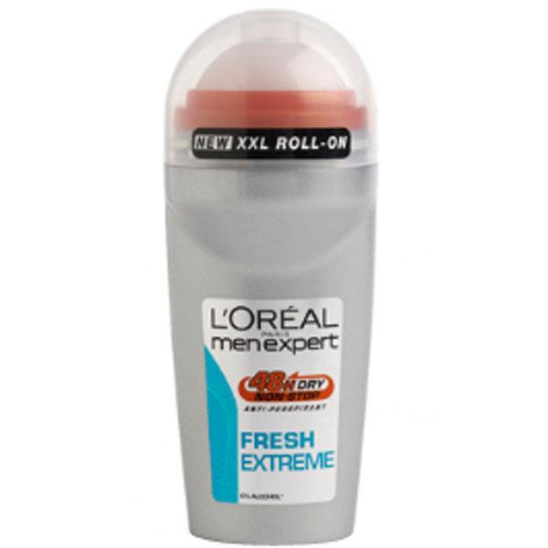 Desodorante en roll-on L'Oréal Paris Men Expert Fresh Extreme (50ml)