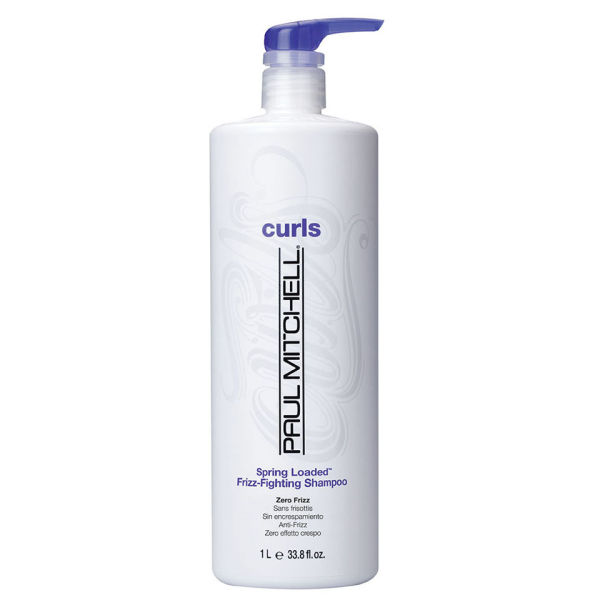 Paul Mitchell Curls Spring Loaded Frizz-Fighting Shampoo (1000ml)