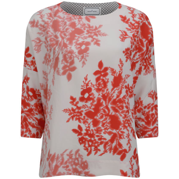 By Malene Birger Women's Saroj Shirt - Flame Red