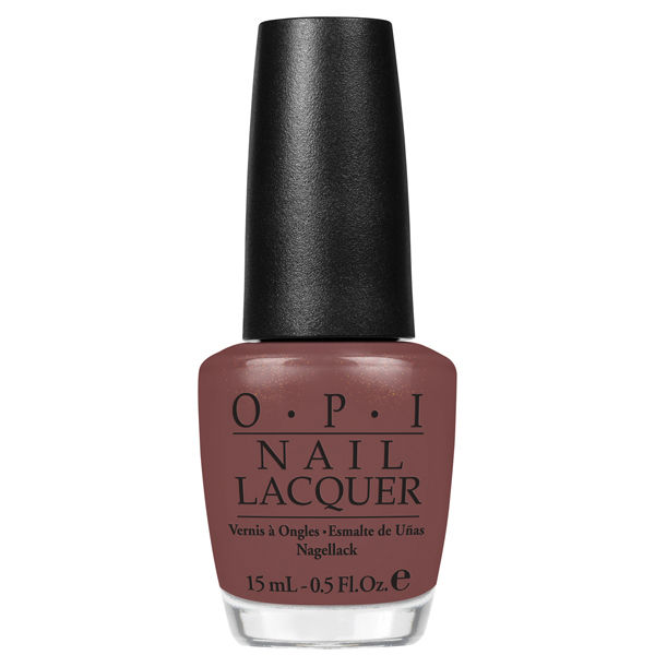 OPI Wooden Shoe Like to Know Nail Lacquer 15ml