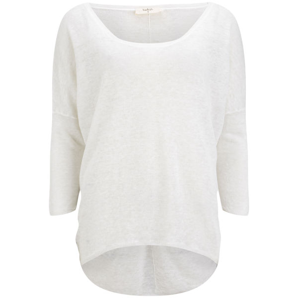 ba&sh Women's Timis Pull Jumper - Ecru
