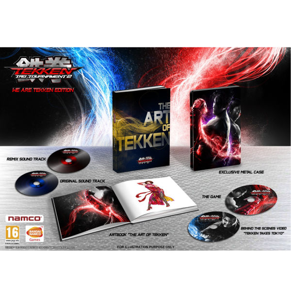 Tekken Tag Tournament 2: We Are Tekken Complete Edition ...