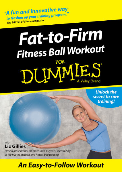 Fat To Firm Fitness Ball Workout For Dummies 38