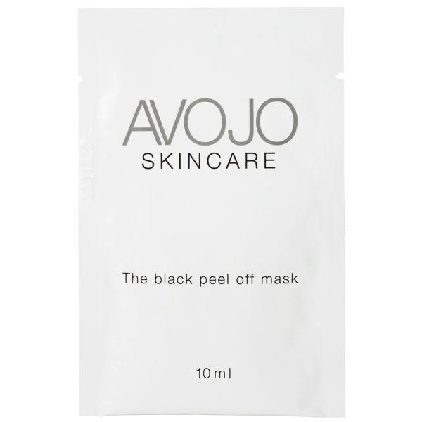 Avojo - The Black Peel Off Mask - Sachet (10ml x 4)