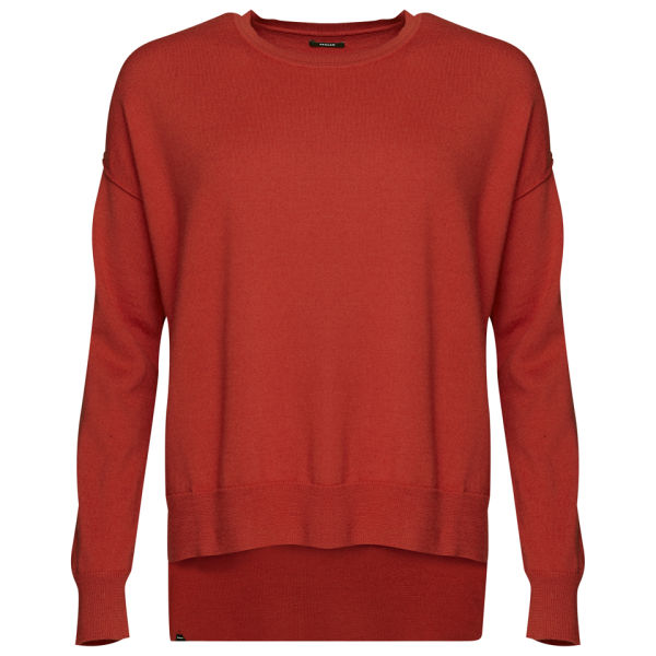 Denham Women's Chap+ Jumper - Ember Red