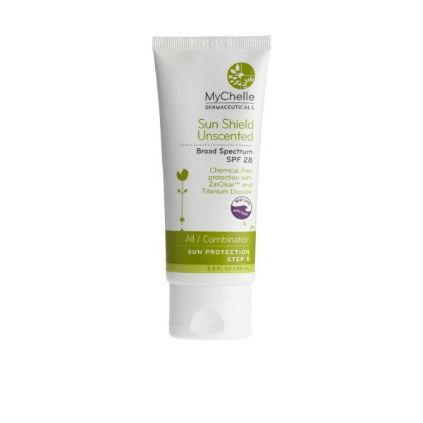 MyChelle Sun Shield protection solaire sans parfum - SPF 28