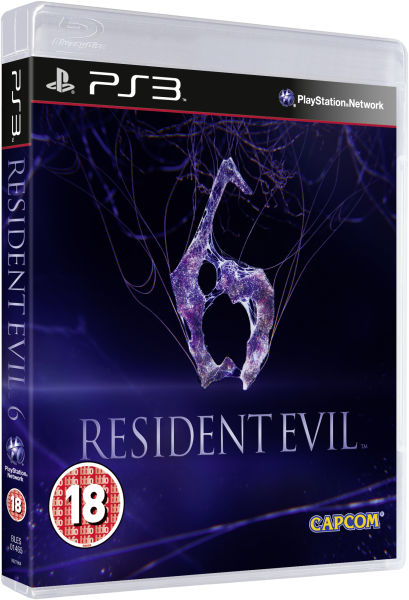 resident evil 6 ps3. Black Bedroom Furniture Sets. Home Design Ideas