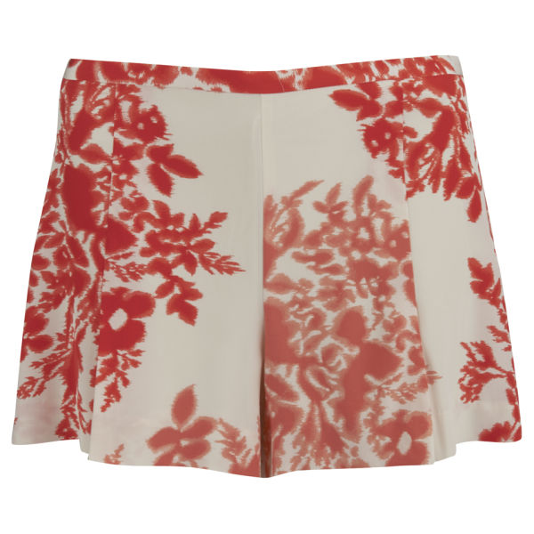 By Malene Birger Women's Vahini Shorts - Flame Red