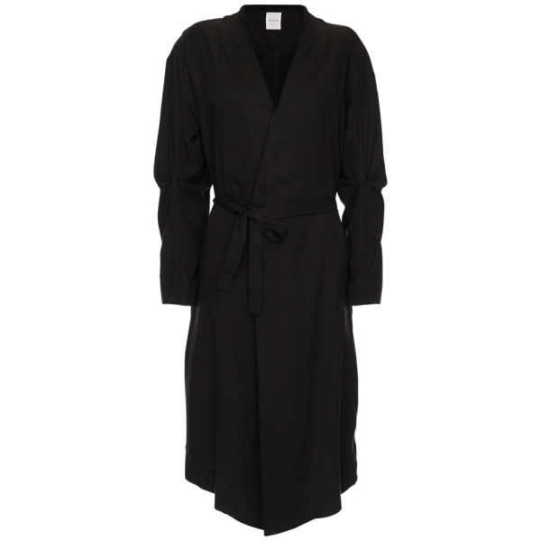 Wood Wood Women's Indian Hill Coat - Black