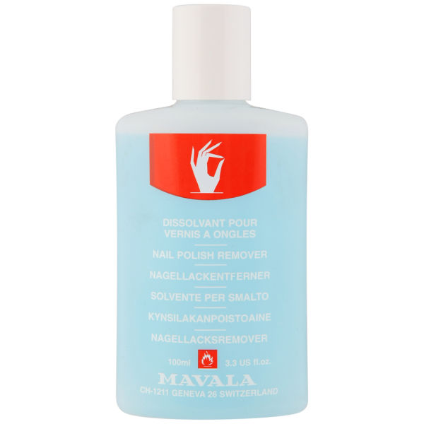 Nail Polish Remover That Works: Free Mavala Nail Polish Remover (100ml)