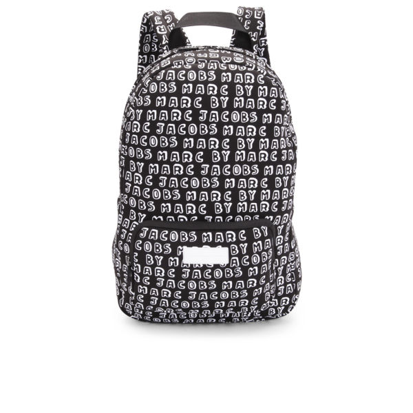 Marc by Marc Jacobs Dynamite Logo 13 Inch Computer Backpack - Black Multi