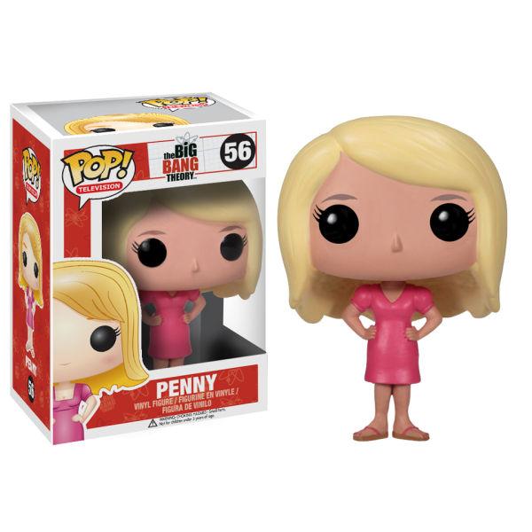 Big Bang Theory Penny Pop! Vinyl Figure