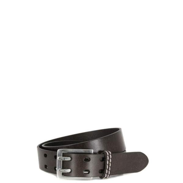 Paul Smith Accessories Men's 2454-B13 Belt - Chocolate