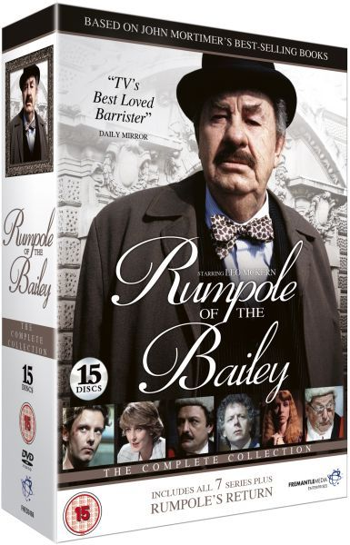 Rumpole of the Bailey - The Complete Collection DVD ...