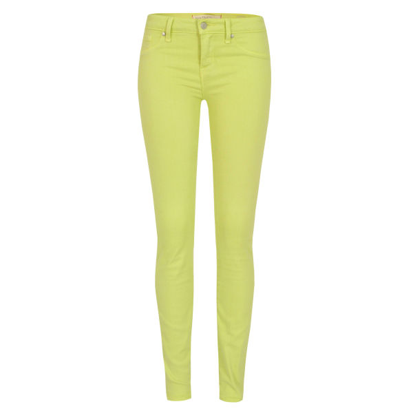 Marc by Marc Jacobs Women's 905 Stick Lemon Sorbet Skinny Jeans - Yellow