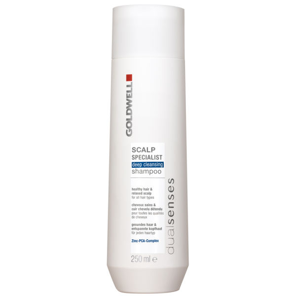 Shampoing nettoyant intense Goldwell Dualsenses Scalp Regulation Shampoo - Deep Cleansing (250ml)