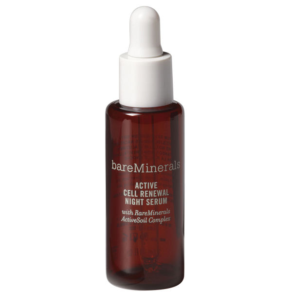 bareminerals active cell renewal night