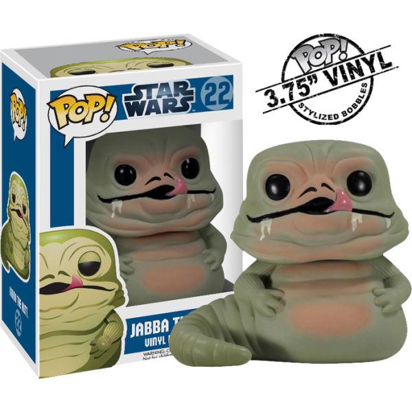 Star Wars Jabba The Hut Pop! Vinyl Figure Bobblehead