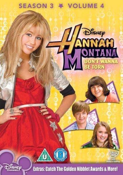 Hannah Montana Season 3 Volume 4 DVD | Zavvi.com