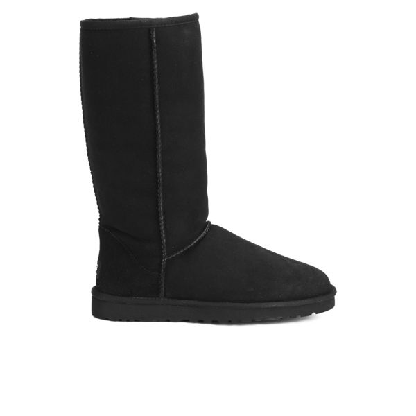 UGG Women's Classic Tall Sheepskin Boots - Black