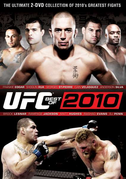 Image of UFC: Best of 2010