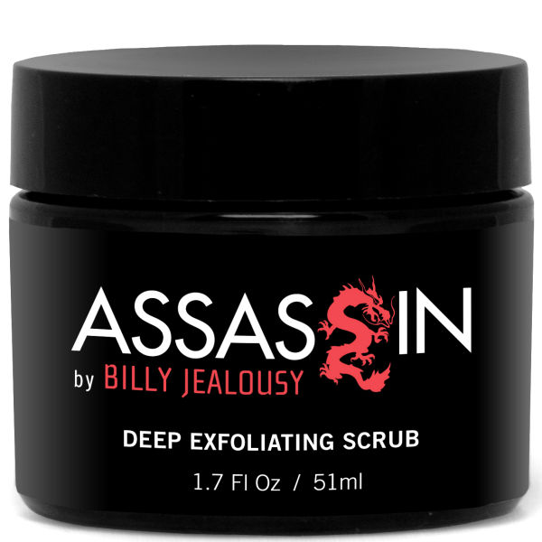 Billy Jealousy Assassin Deep Exfoliating Facial Scrub (51ml)