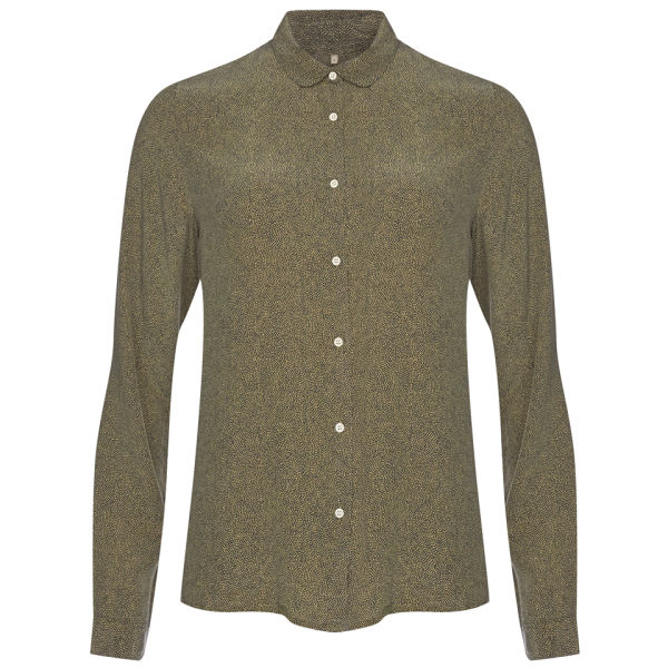 Levi's Made & Crafted Women's 1 Pocket Shirt - Ditsy Golden Spice