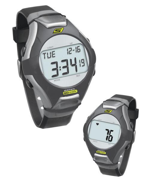 Skechers Wrist Band Watch & Heart Rate Monitor