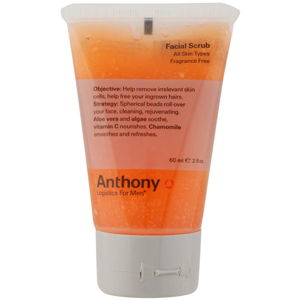 Anthony Logistics For Men Facial Scrub 103