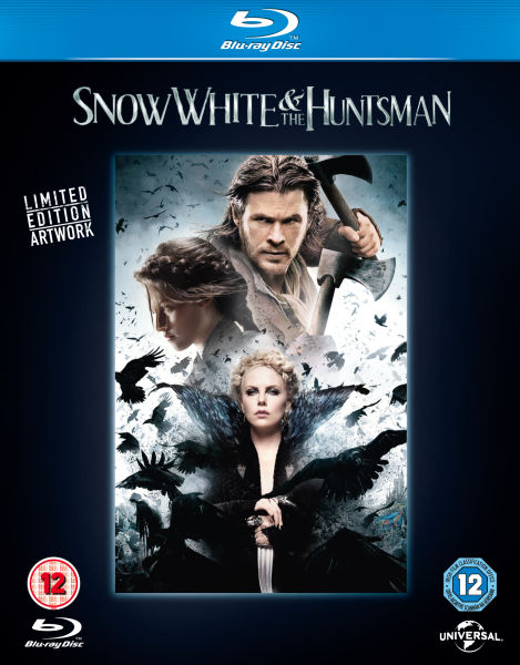 Snow White and the Huntsman - Original Poster Series Blu ...