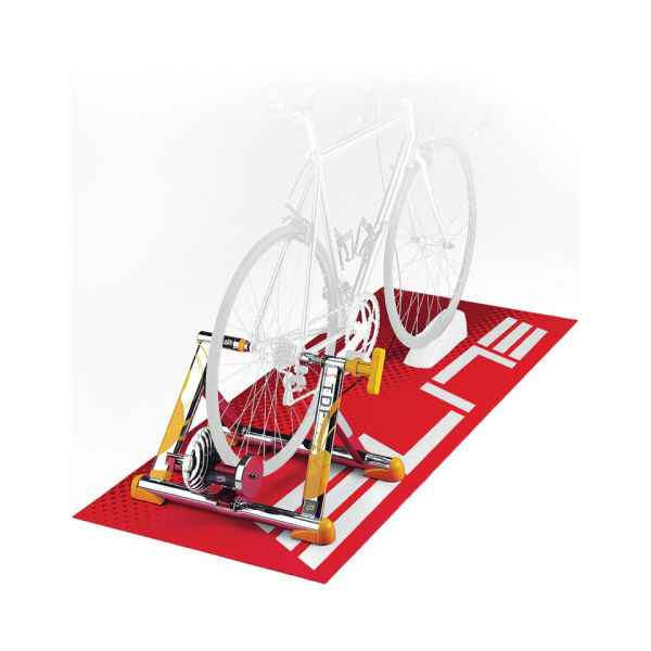Elite Training Mat Turbo Trainers & Bicycle Rollers