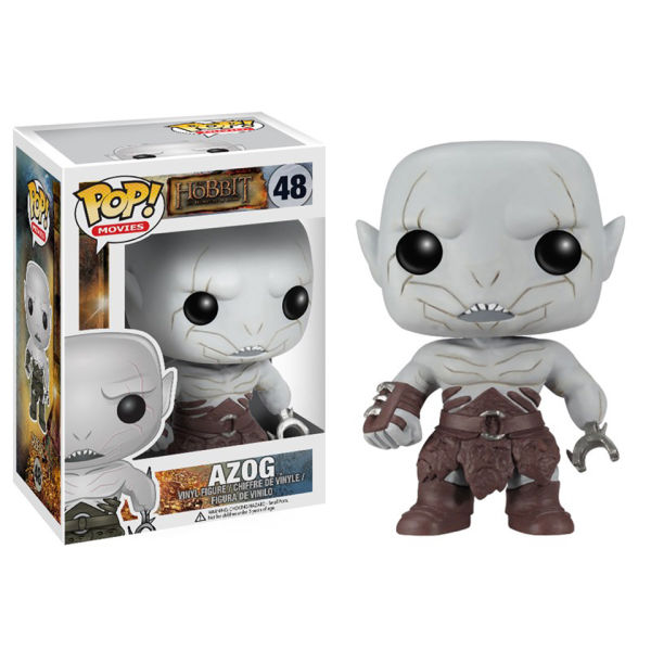 The Hobbit Azog Pop! Vinyl Figure