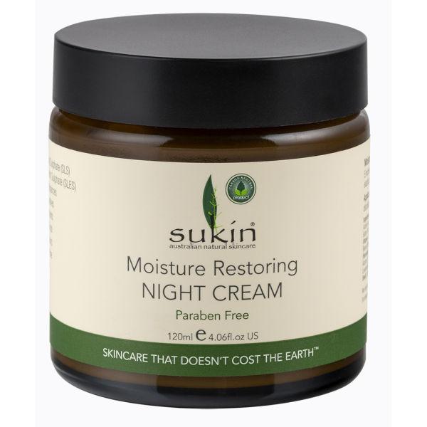 Sukin Crème de nuit rétablissante (120ml)