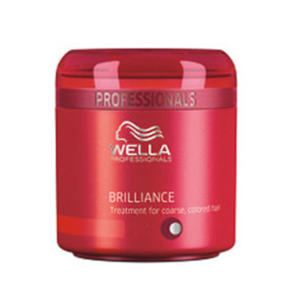 Wella Professionals Brilliance Treatment For Coarse, Coloured Hair (150ml)
