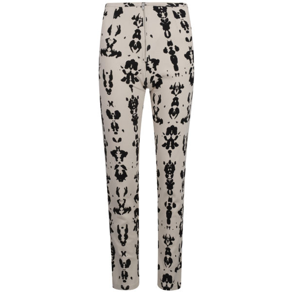 Wood Wood Women's Kim Pants - Blot Print