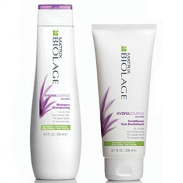 Matrix Biolage HydraSource Shampoo and Conditioner