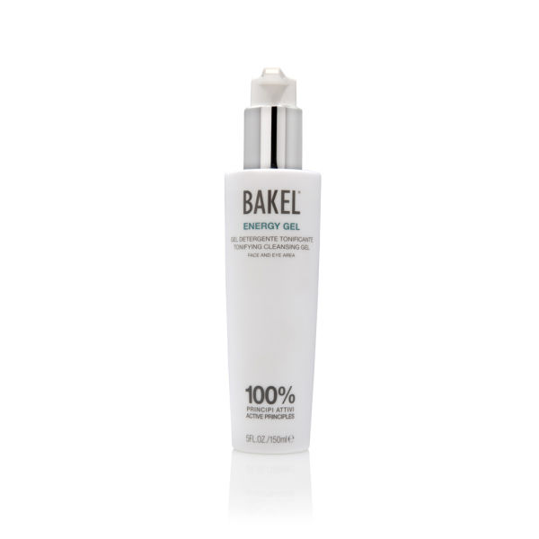 BAKEL Energy Gel Tonyfiying Cleansing Gel Face and Eye Area (150ml)