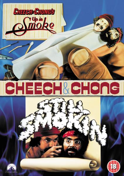 cheech and chong dvd
