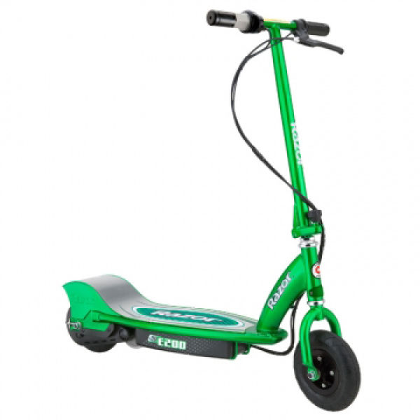 Razor E200 Electric Scooter - Green | IWOOT