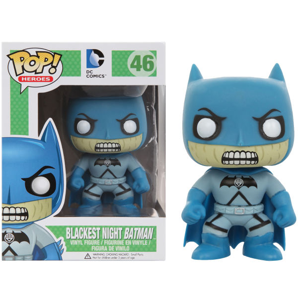DC Comics Blackest Night Batman Exclusive Pop! Vinyl Figure