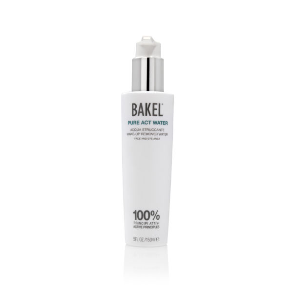 BAKEL Pure Act Water Rapid Make-Up Remover Face and Eye Area (150 ml)