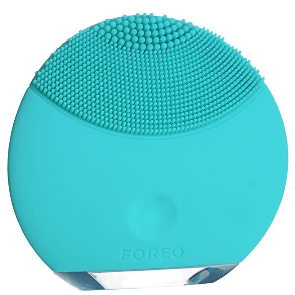Brosse nettoyante visage Foreo Luna™ Mini - Turquoise Blue