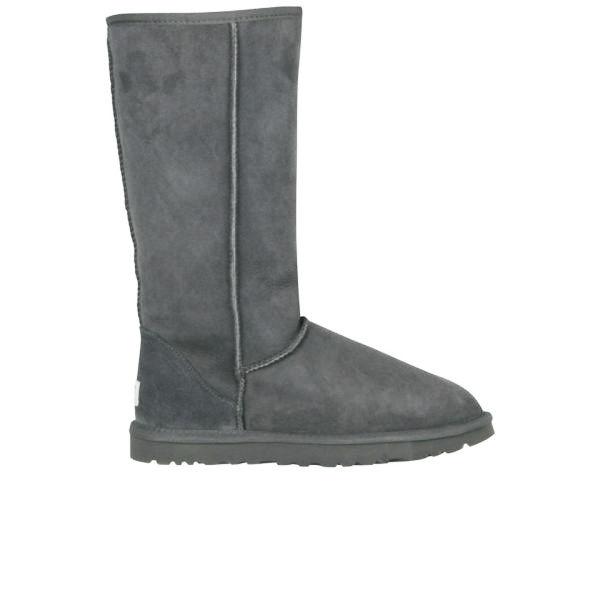 UGG Women's Classic Tall Sheepskin Boots - Grey